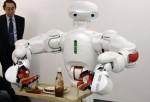 услуги странного отеля, роботы, уборка номеров