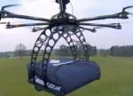 доставка еды, дроны, роботы