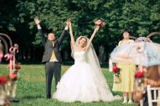 выездная регистрация свадьбы, необычная свадьба